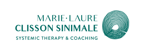 Logo - Marie Laure Clisson - Systemic therapy and coaching